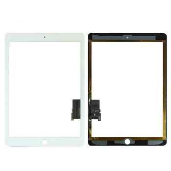 For iPad Air/iPad 5 Digitizer with Adhesive (High Quality) – White