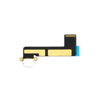 For iPad Mini Charging Port with Flex Cable – White