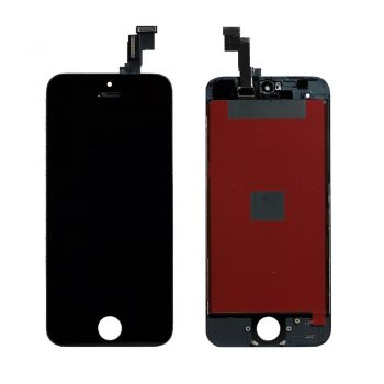 For iPhone 5C LCD & Digitizer (High Quality) – Black