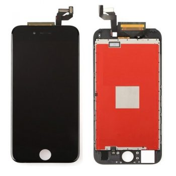 For iPhone 6S (4.7″) LCD & Digitizer (AM, High Quality) – Black