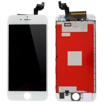 For iPhone 6S (4.7″) LCD & Digitizer (AM, High Quality) – White