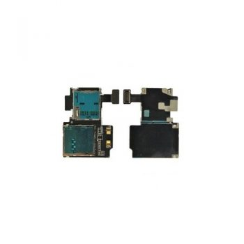 For Galaxy S4 i337/M919 Memory Card and Sim Card Holder