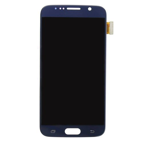 For Galaxy S6 LCD with Digitizer (No Logo) – Black Sapphire