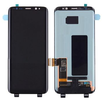 For Galaxy S8 Plus LCD with Digitizer – Black