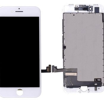 For iPhone 8 (4.7″) LCD & Digitizer (AM, High Quality) – White