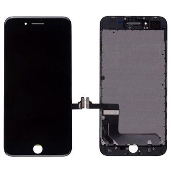 For iPhone 8 Plus (5.5″)  LCD and Digitizer (AM, High Quality) – Black