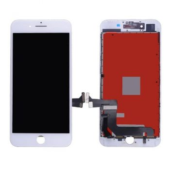 For iPhone 7 Plus (5.5″)  LCD and Digitizer (AM, High Quality) – White