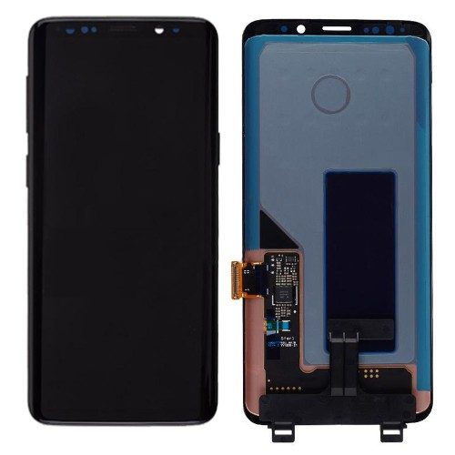 For Galaxy S9 OLED with Digitizer – Black